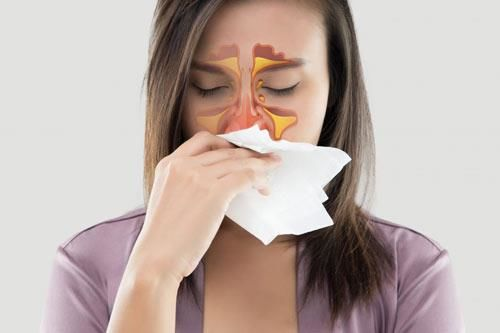 Phương pháp massage bấm huyệt và điều trị ngạt mũi