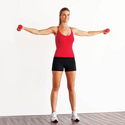 7 động tác thể dục ngăn ngừa lão hóa - 6