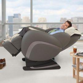 sử dụng ghế massage toàn thân